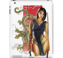 Samurai Girl iPad Case/Skin