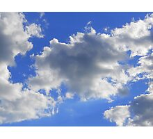 Tapestry of the sky Photographic Print