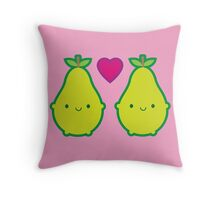 We Make A Great Pair Throw Pillow