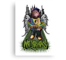 """Biggie Tribute"" Canvas Print"