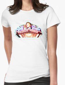 Biff Tannen's Pleasure Paradise t-shirt Womens Fitted T-Shirt