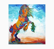 The Colourful Horse Unisex T-Shirt