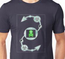 Shimmering green Unisex T-Shirt