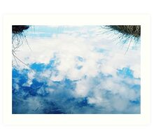 """Water In The Sky"" Art Print"