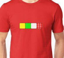 Tour de France Jerseys 2 Red Unisex T-Shirt