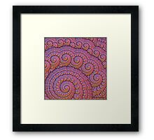 Every Little Thing She Does Framed Print