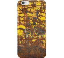 RuSty YeLLoW iPhone Case/Skin