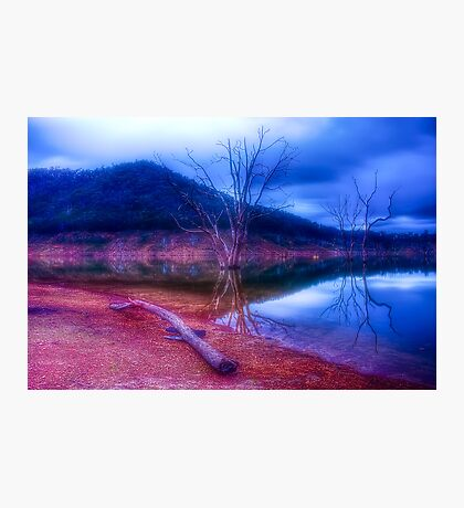 Dusk at Lake Eildon #1 Photographic Print