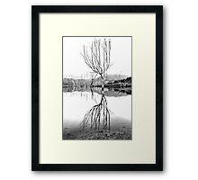 Dusk at Lake Eildon #2 Framed Print