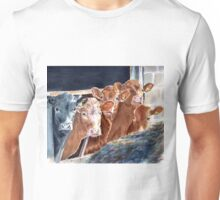 Calves at Brunch Unisex T-Shirt