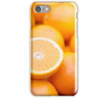 Split Citrus iPhone Case/Skin