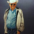 Frank~ Commissioned Work by Susan Bergstrom
