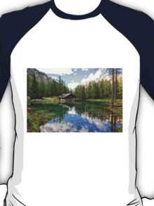 Lake Ghedina T-Shirt