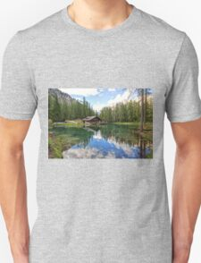 Lake Ghedina Unisex T-Shirt