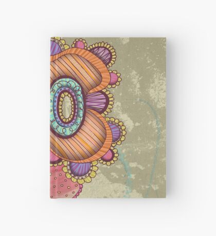 Jellyfish Day Hardcover Journal