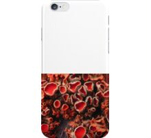 Lichen 3 Bloodcell Colour Manipulated iPhone Case/Skin
