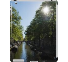 Amsterdam Spring - Green, Sunny and Beautiful iPad Case/Skin