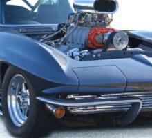 1964 Corvette 'Pro Street' Stingray Sticker