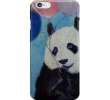 Panda Party iPhone Case/Skin