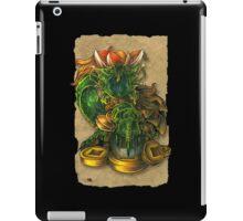 Lucky Dragon turtle iPad Case/Skin