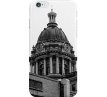 Time is important iPhone Case/Skin