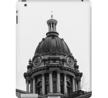Time is important iPad Case/Skin