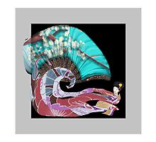 Geisha Winds ~  by M-Ananomus
