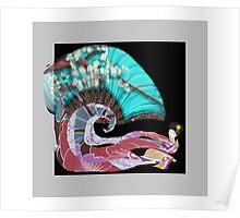 Geisha Winds ~  Poster