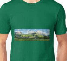 Cortina d'Ampezzo - Panoramic View Unisex T-Shirt