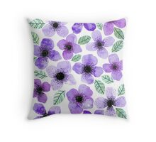 LILLY LILA Watercolor Throw Pillow