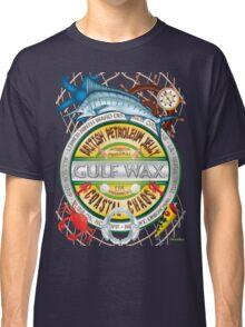 Gulf Wax by British Petroleum Classic T-Shirt