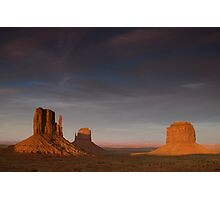 Monument Valley National Park Photographic Print