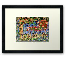 ABSTRACT 431 Framed Print