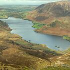 Crummock Water from High Stile by Jamie  Green
