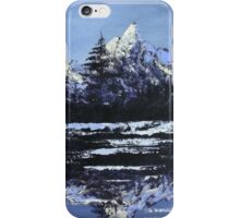 Twilight Summit  iPhone Case/Skin