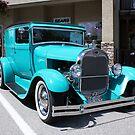 1929 Ford Sedan Delivery by Gregory Ewanowich