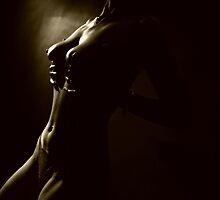 Model B. by ARTistCyberello