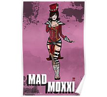 Mad Moxxi- Red Poster