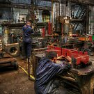 Metal Works by Yhun Suarez