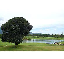 Mount Malarayat Golf Course Photographic Print