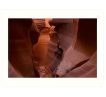 Antelope Canyon 005 Art Print