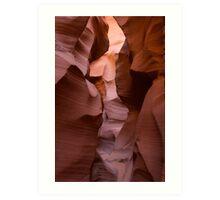 Antelope Canyon 007 Art Print