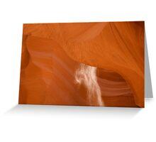 Antelope Canyon 009 Greeting Card