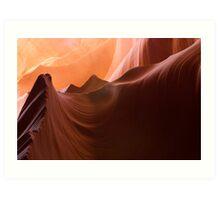 Antelope Canyon 006 Art Print