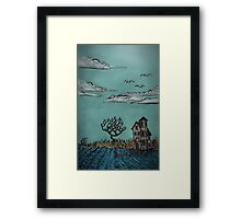 On Stilts by Ordovich Framed Print