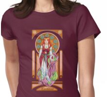 Eleanor of Aquitaine Womens Fitted T-Shirt
