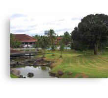 Mt. Malarayat Golf Course Canvas Print