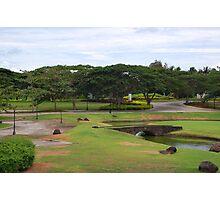 Mt. Malarayat Golf Course Photographic Print