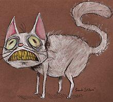 Fraidy Cat by SlithyToves