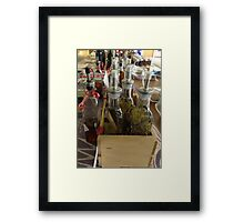 Herb-Infused Gourmet Delights Framed Print